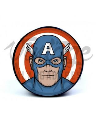 Comprar Alargador Personalizado Capitão América