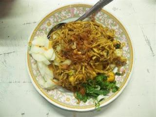 Kuliner Indonesia - Bakmi Mbah Mo
