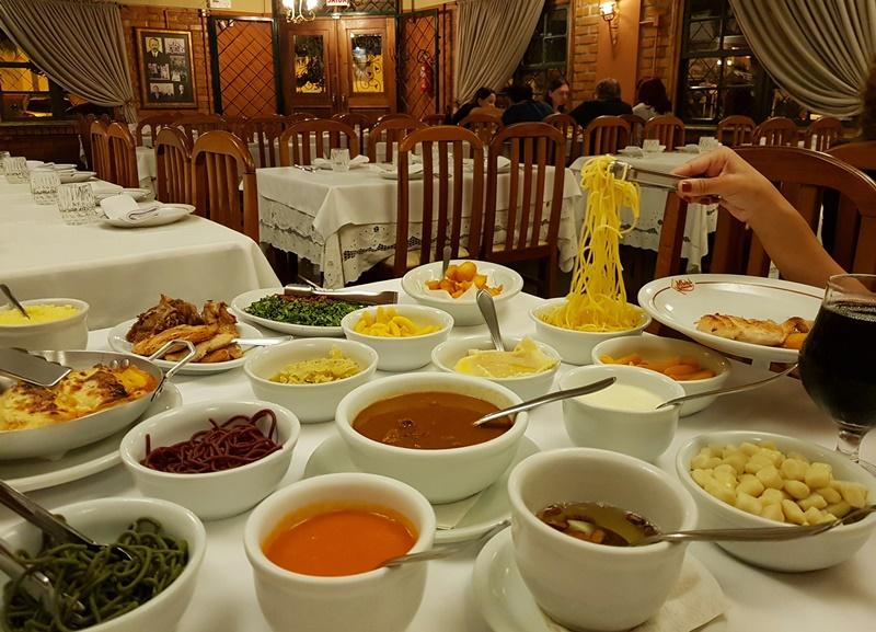 Melhor restaurante italiano de Balneário Camboriú