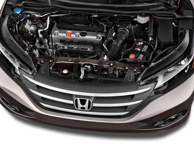 2017 Honda CR-V Engine
