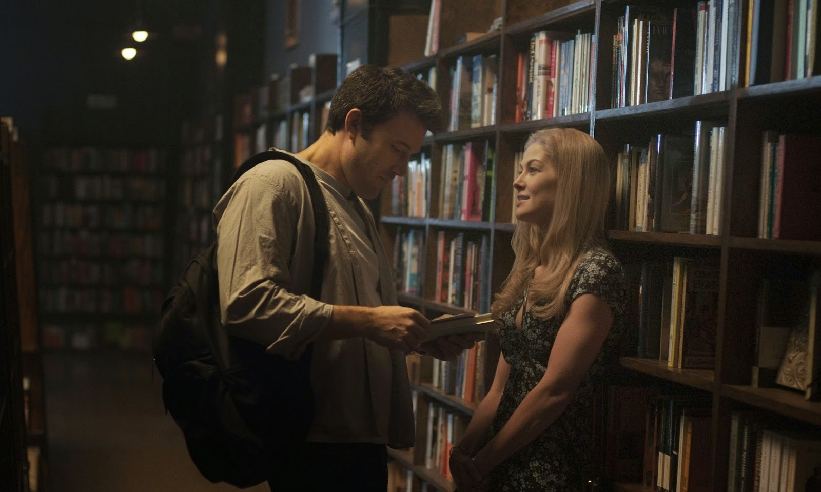Hateship Friendship Courtship Loveship Marriage And Then A Lot More Hateship Gone Girl