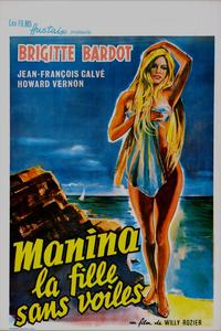 Watch Manina, the Lighthouse-Keeper's Daughter Online Free in HD