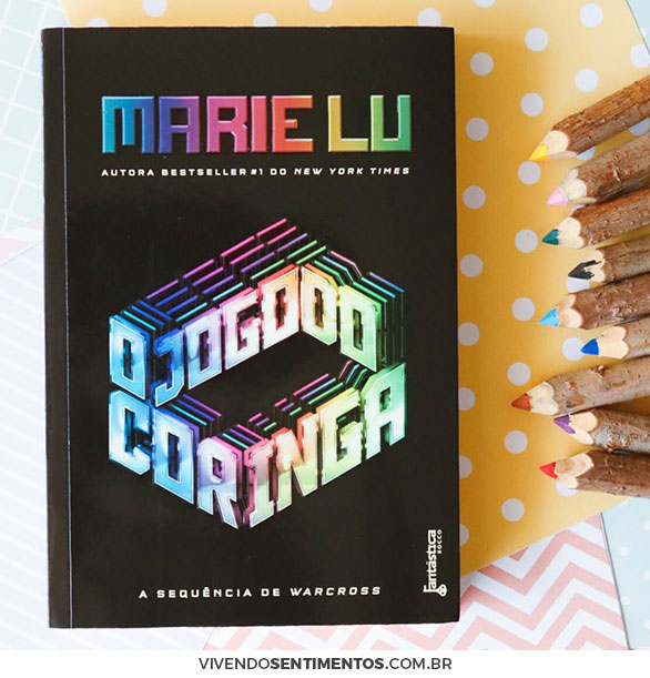 O Jogo do Coringa - Duologia Warcross 2 - MARIE LU