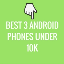 Best android phone in India under 10000