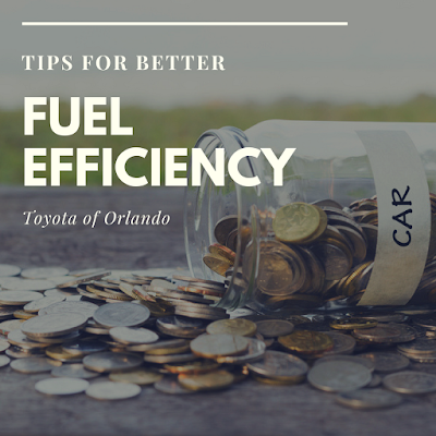 fuel efficiency tips