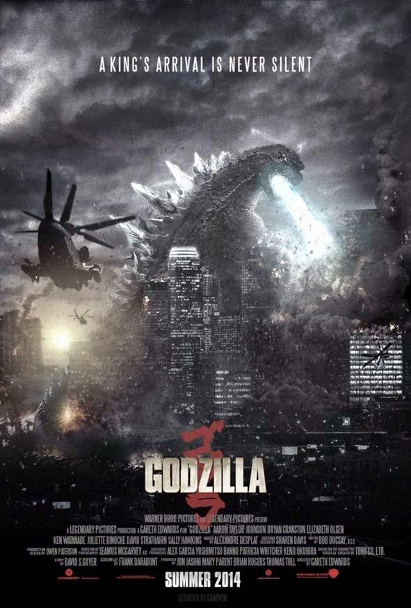 Godzilla - 2014