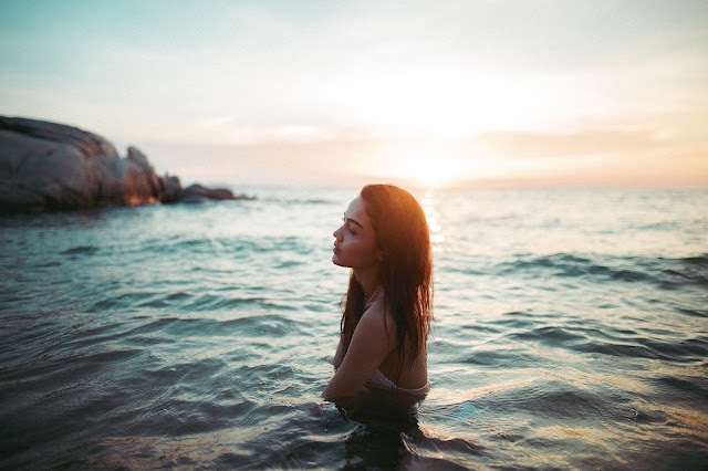 Album ảnh seaside của Helen
