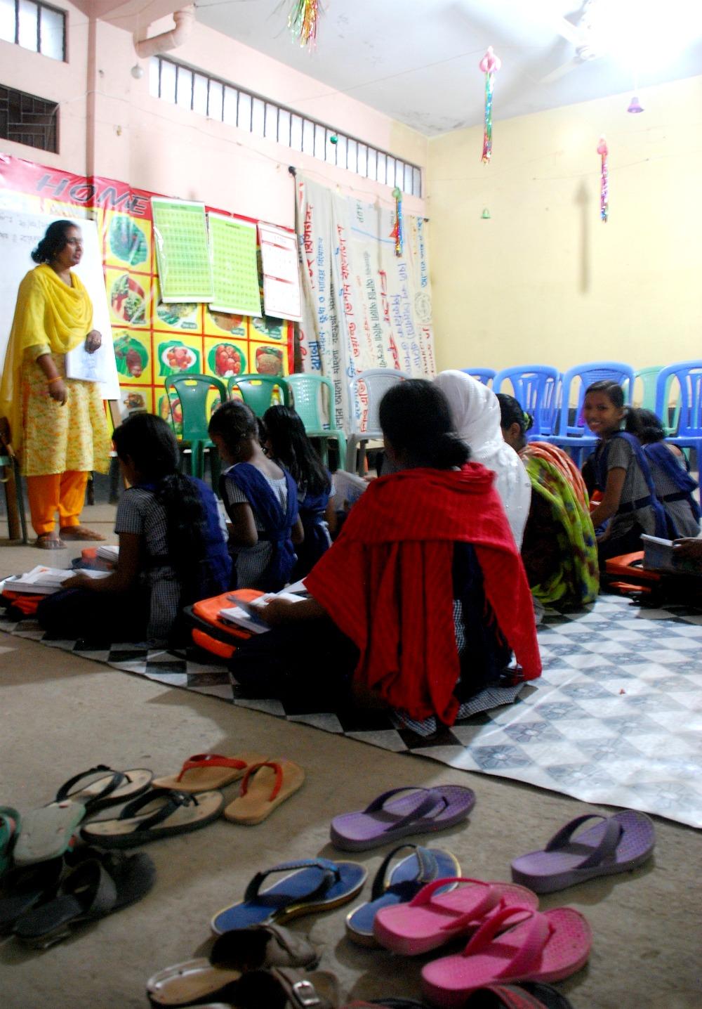 a school in bangladesh for street children