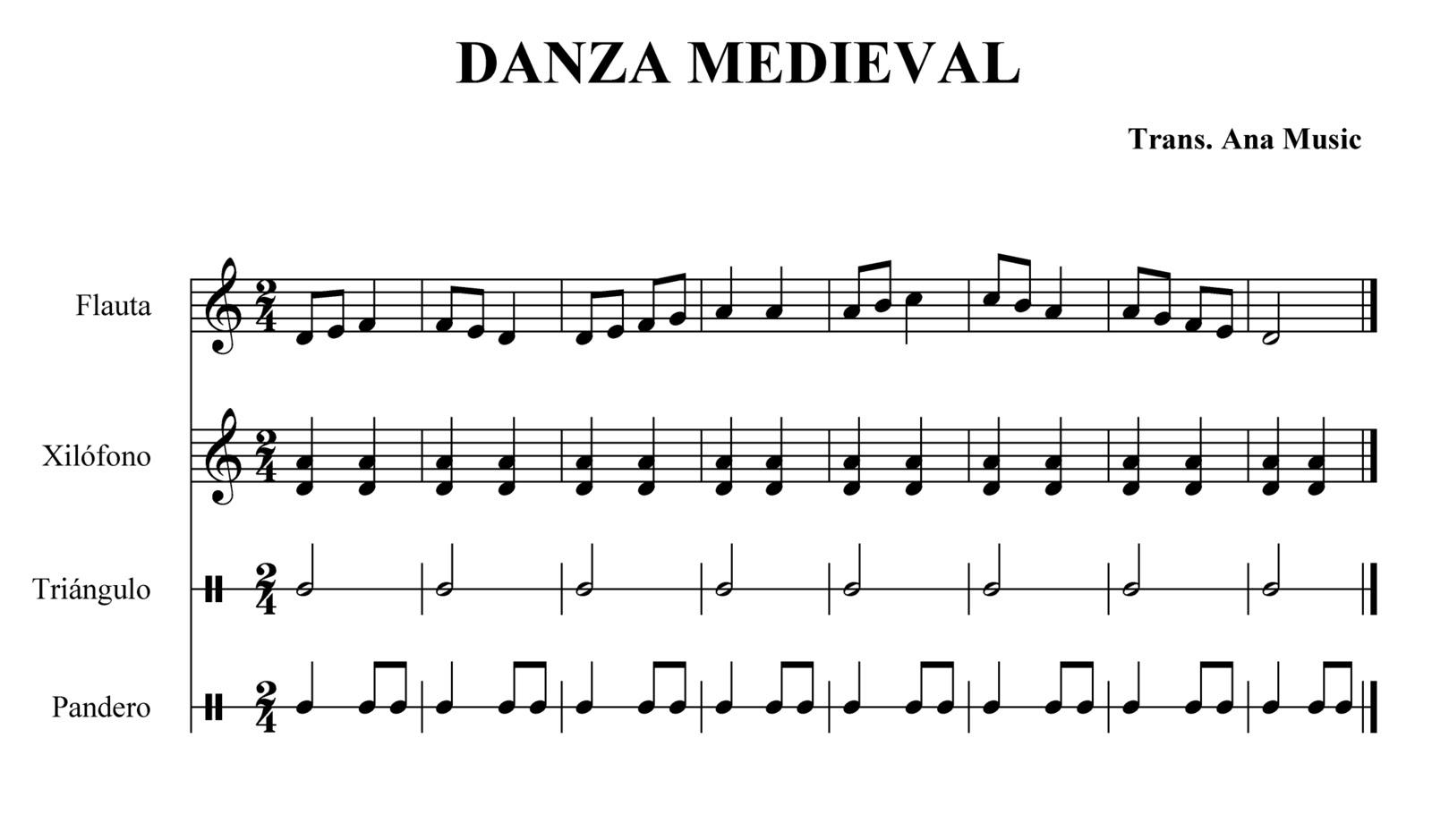 IES el Sur - BLOG MÚSICA: flauta