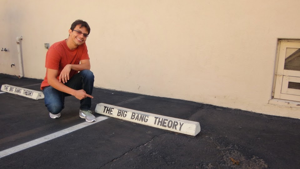 set de gravacao do the big bang theory - warner bros - los angeles