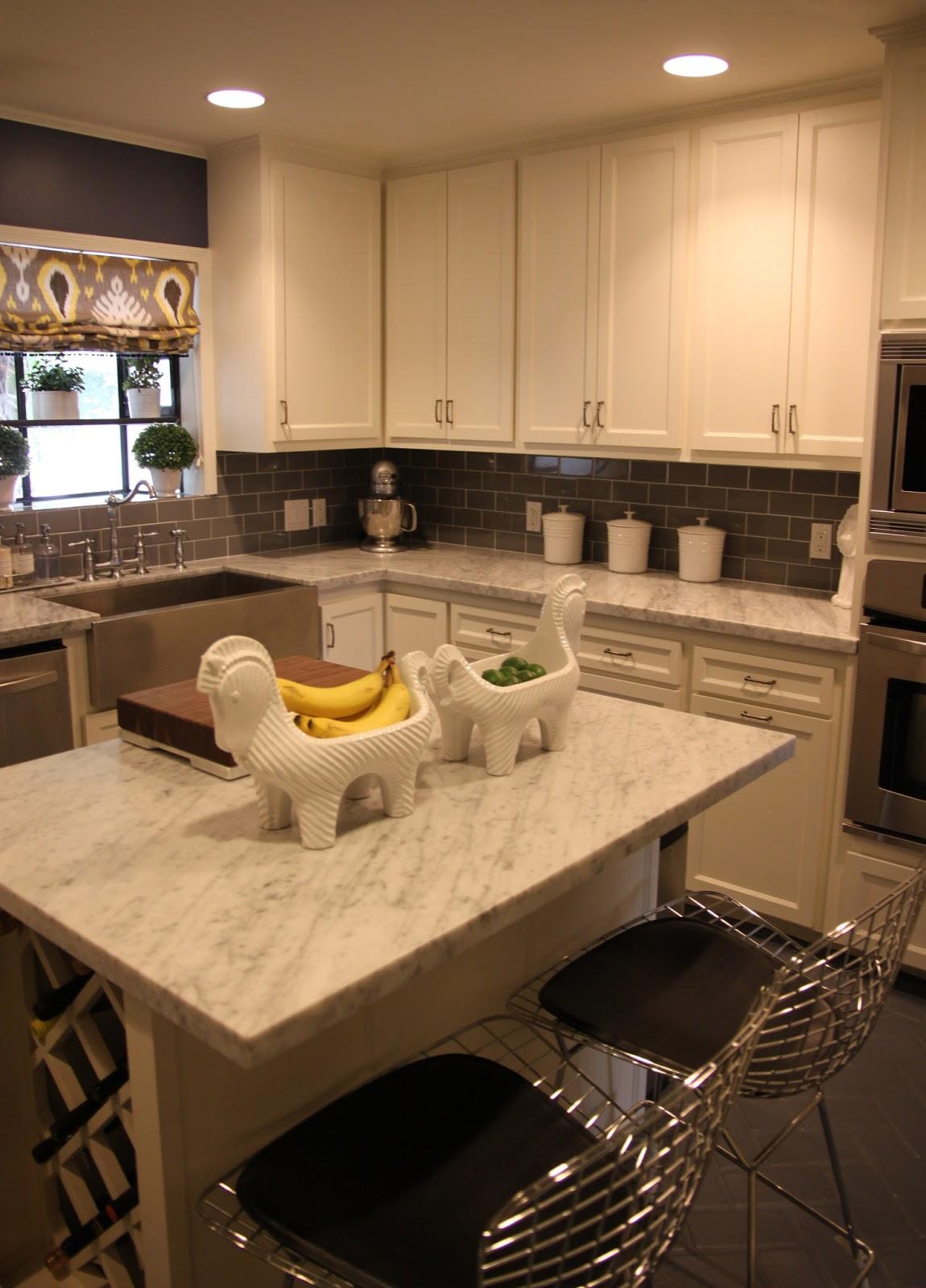 Kitchen Tile Finshing