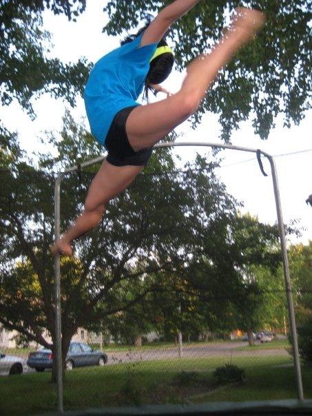 Sexy Cheerleader Photos