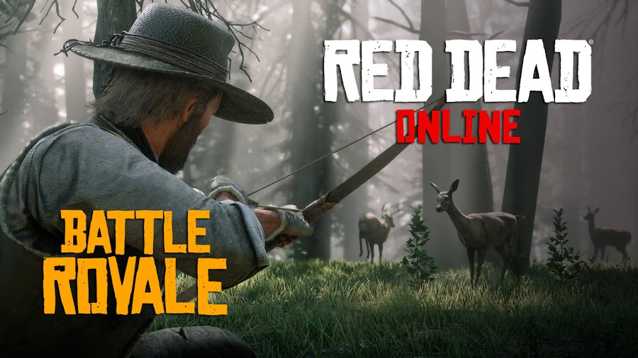 red dead online multiplayer battle royale mode