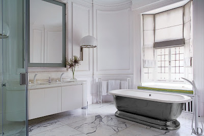 francis sultana design in london freestanding metal tub