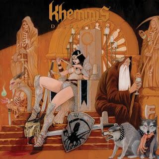 """Ο δίσκος των Khemmis """"Desolation"""""""