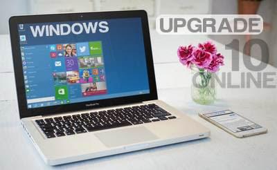 Cara Upgrade dan Update Windows 10 Gratis dari Windows 7 / 8
