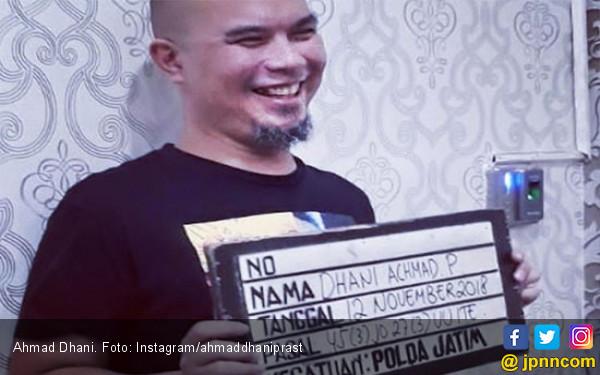 Ditutut 2 Tahun, Ahmad Dhani Bilang Ini Balas Dendam Ahok