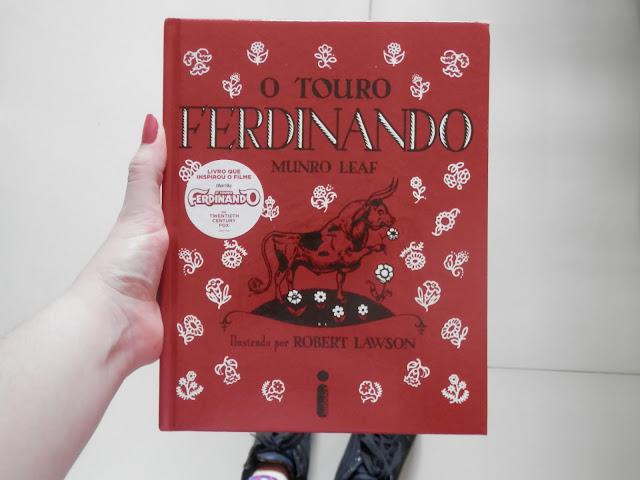 Resenha - Filme: O Touro Ferdinando