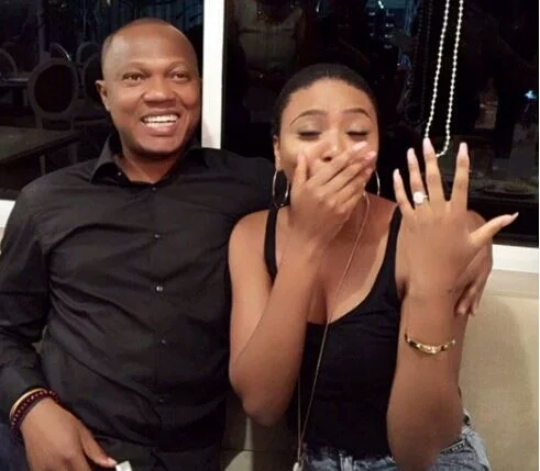 Photos: Media Personality Stephanie Coker is Engaged!