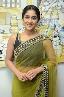 regina at vivaha bhojanambu launch