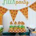 15 ideias para festa com tema pizzaria!