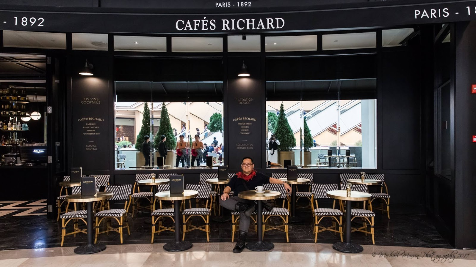 Célèbre Cafés Richard, A Parisian Dream @ Resorts World Genting | Everyday  EO18