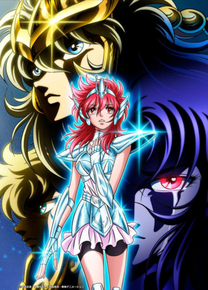 Saintia Sho anime