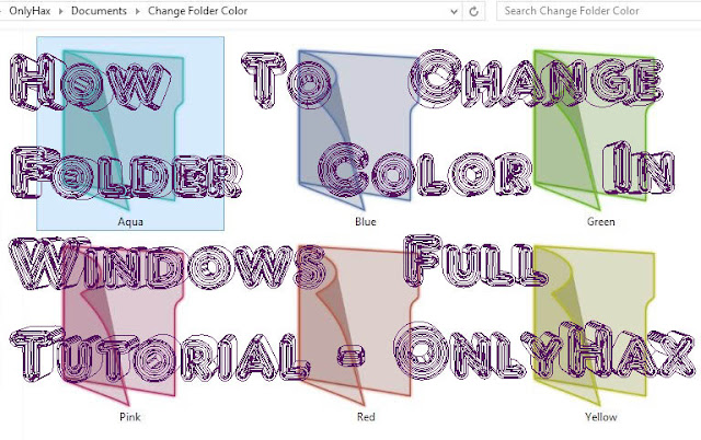 change-folder-color-in-windows-folder-color-changer