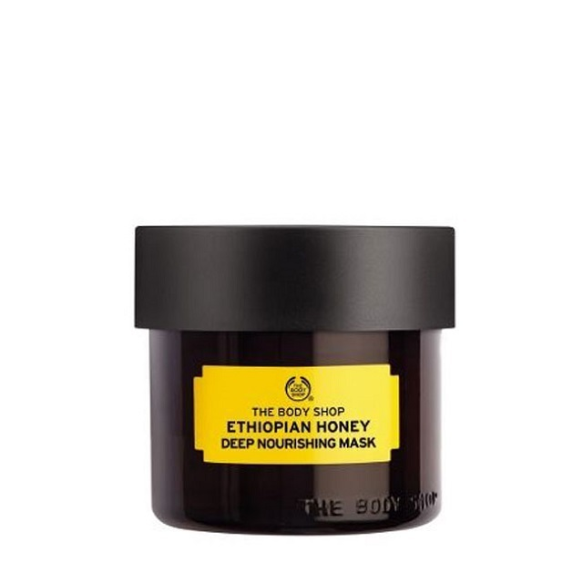 the body shop plumping mask