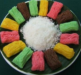 Resep Membuat Kue Singkong Getuk Lindri Tradisional