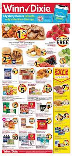 ⭐ Winn Dixie Ad 7/24/19 ✅ Winn Dixie Weekly Ad July 24 2019
