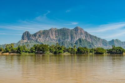 Mont Zwe Ka Bin - Thanlwin river - Hpa An