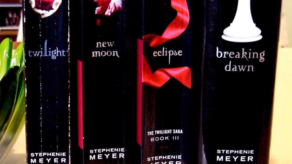 Twilight Saga Book For