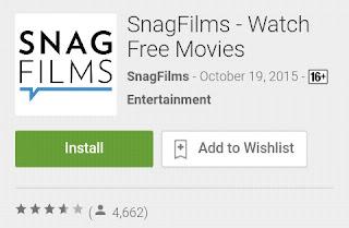 snag film plikasi untuk nonton streaming film dan acara tv terbaik 2016