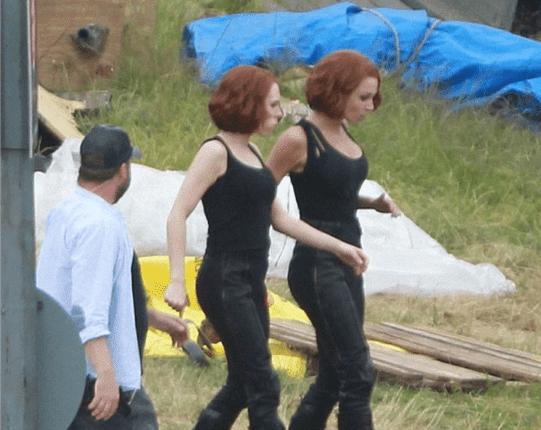 Pemain Film Avengers Bersama Pemeran Penggantinya, No. 11 Mirip Banget !!