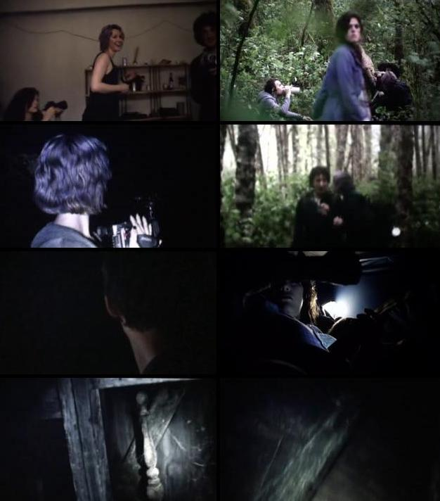 Blair Witch 2016 English HDCAM