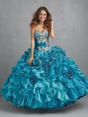 vestidos de xv años para baile sorpresa