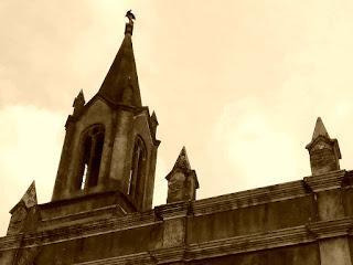 Antiga Igreja Matriz ou Igreja Velha, em Ivoti