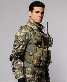 Savaşçi Dizisi Yüzbaşı Kağan Bozok Karakteri Kimdir - Savaşçi  Berk Oktay Karakteri Gerçek Adı