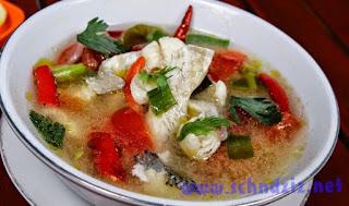 Resep Cara Membuat Sup Ikan Gurame Yang Nikmat