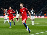 Sempat Tertinggal 2 Gol, Inggris Mampu Pecundangi Jerman 2-3