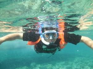 Snorkeling Di Taman Laut Bunaken Manado