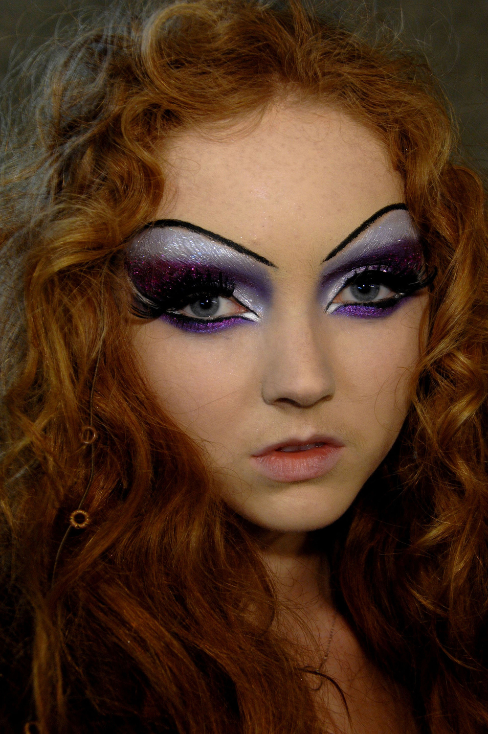 Life On Mars Inspiration Icon Lily Cole