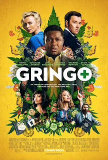 GRINGO movie poster 2018