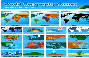Some Excellent Interactive Map Games To Use With Students In Class - Geography map games