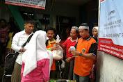 BIIPKPPRI Gelar Berbagi Takjil dan Santuni 200 Anak Yatim, Janda dan Dhuafa