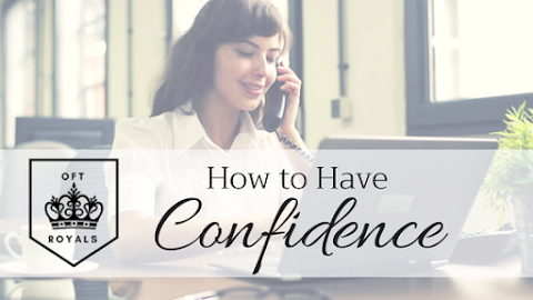 How to Have Confidence Without Tearing Others Down- Royals Lesson!