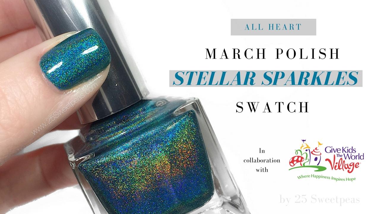 All Heart Stellar Sparkles