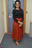 Tejaswini Madivada backstage pics at 92.7 Big FM Studio Exclusive  26.JPG