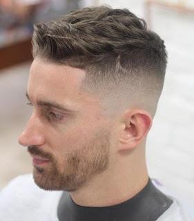 model rambut pendek pria 1